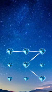Applock theme Blue Sky poster