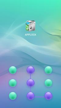 AppLock Theme For Color poster