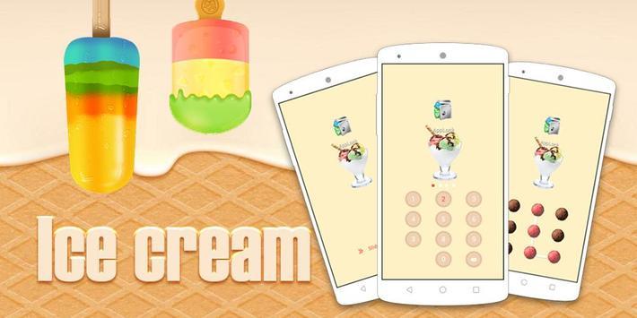 AppLock Theme Ice Cream apk screenshot