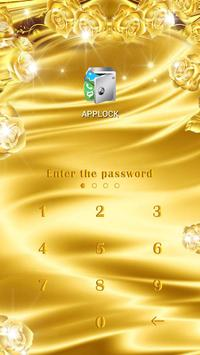 AppLock Theme King apk screenshot