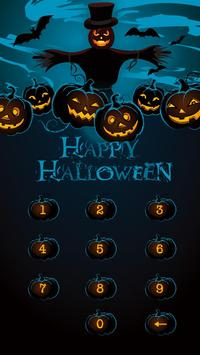 AppLock Theme Halloween apk screenshot