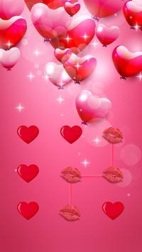 AppLock Theme Sweet Love screenshot 4