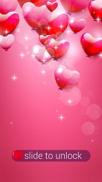 AppLock Theme Sweet Love screenshot 2