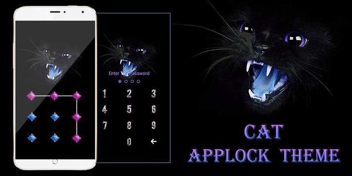 AppLock Theme For Cat apk screenshot