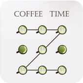 AppLock Theme Coffee Time icon