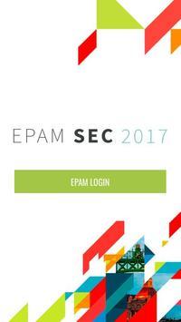 EPAM SEC poster