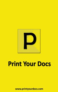 Print Your Doc poster