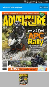 Adventure Rider Magazine apk screenshot