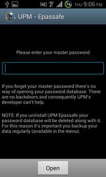 Epassafe Password Manager poster