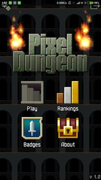 Escape Pixel Dungeon poster