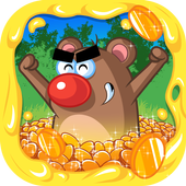 Download Game action android Honey Beellionaire - Tapper APK for free