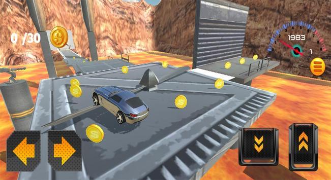 Stunt Speed Cars 3D screenshot 2