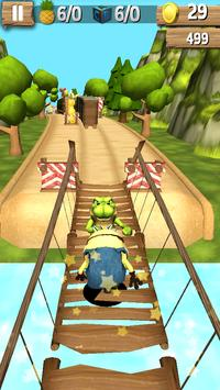 Subway Banana miniun Rush 3D apk screenshot