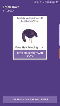 Trash Doves apk screenshot
