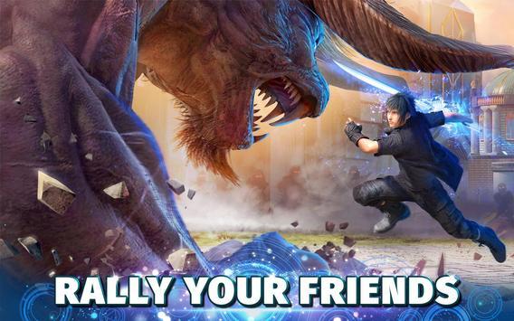 ファイナルファンタジー15: 新たなる王国 (Final Fantasy XV) ポスター