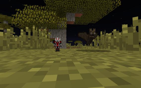 Ant Man Mod for MCPE poster