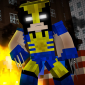 Mod Wolverine for MCPE icon