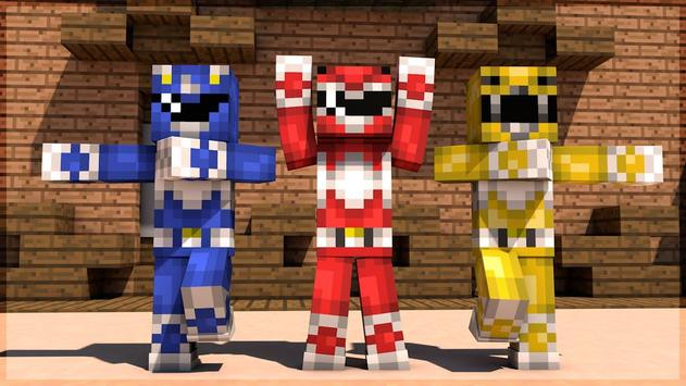 Power Teens Mod  for MCPE apk screenshot