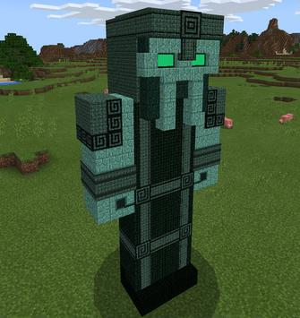 The Mod Boss for MCPE poster