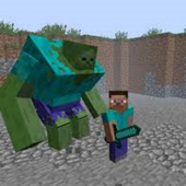 The Powerful Green Man Mod for MCPE icon