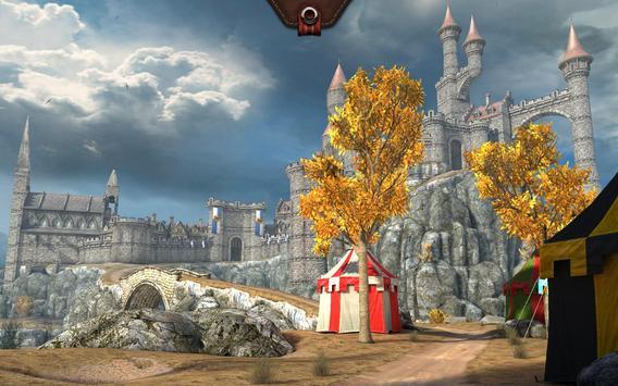 Epic Citadel screenshot 1