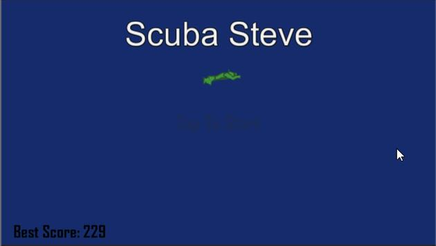 Scuba Steve apk screenshot