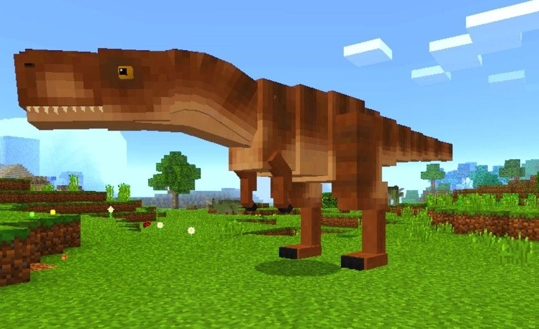 Mod Jurassic-Craft 2018 for Android - APK Download