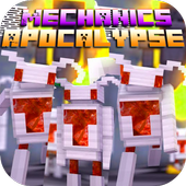 Mod Mechanics Apocalypse 2018 for MCPE icon