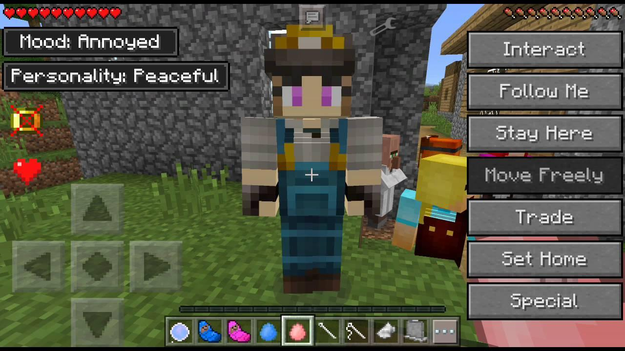 Mod Comes Alive Village 2018 for MCPE for Android - APK Download