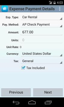 Expenses 9.06.01 apk screenshot