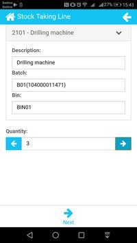iScala Warehouse Manager apk screenshot