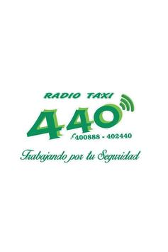 Radio Taxi 440 poster