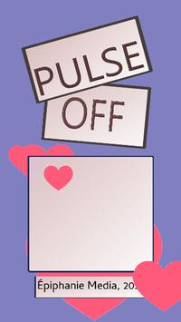 Pulse Off - Massager poster
