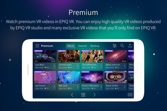 EPIQ VR apk screenshot