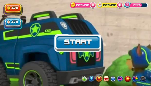 Patrol Episode of The Paw apk screenshot