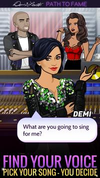 Demi Lovato: Path to Fame apk स्क्रीनशॉट