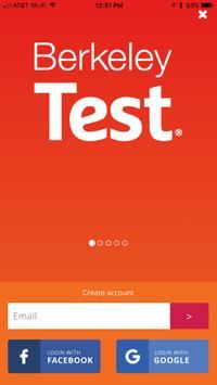 Berkeley Test poster