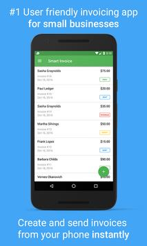 Smart Invoice Email Invoices APK Download Free Business APP For - Mobile invoice app android
