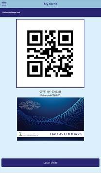 Dallas Holidays UAE apk screenshot