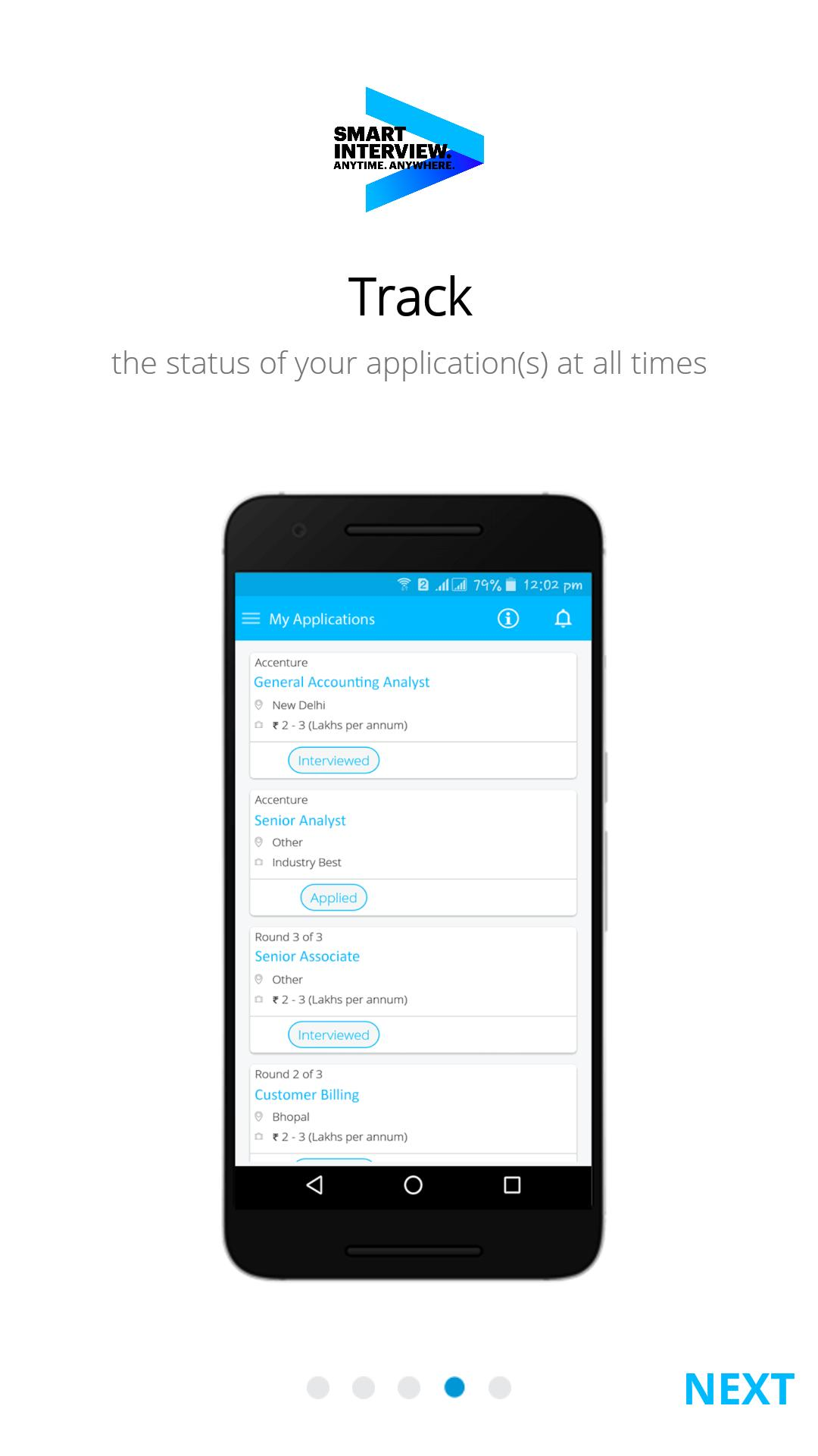Accenture Smart Interview for Android - APK Download