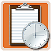 Time Card (Free) icon