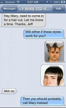 Funny Text SMS Messages apk screenshot