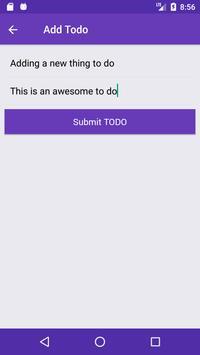 ToDo App poster