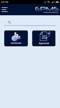 ePMS Procurement screenshot 1