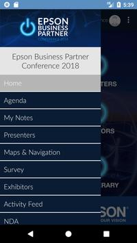 Epson Business Partner Conference 2018 screenshot 4