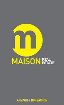 Maison Real Estate poster