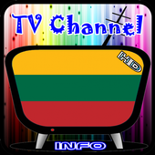 Info TV Channel Lithuania HD icon