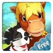 Peppy Pals Farm - Free icon