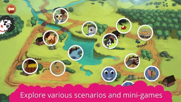 Peppy Pals Farm - Free apk screenshot