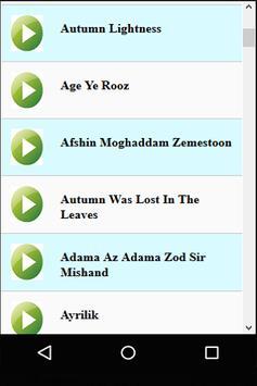 Persian Iranian Piano Music apk screenshot